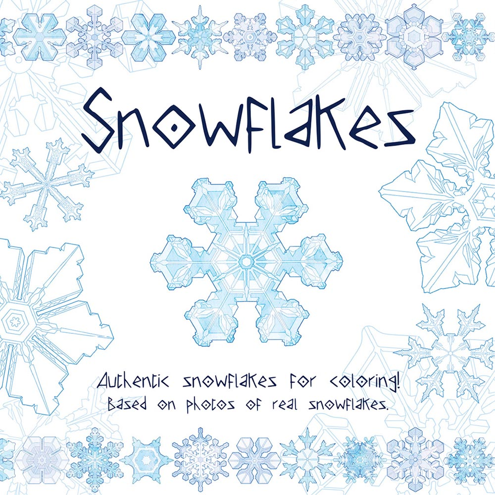 Snowflakes – Faceted Press