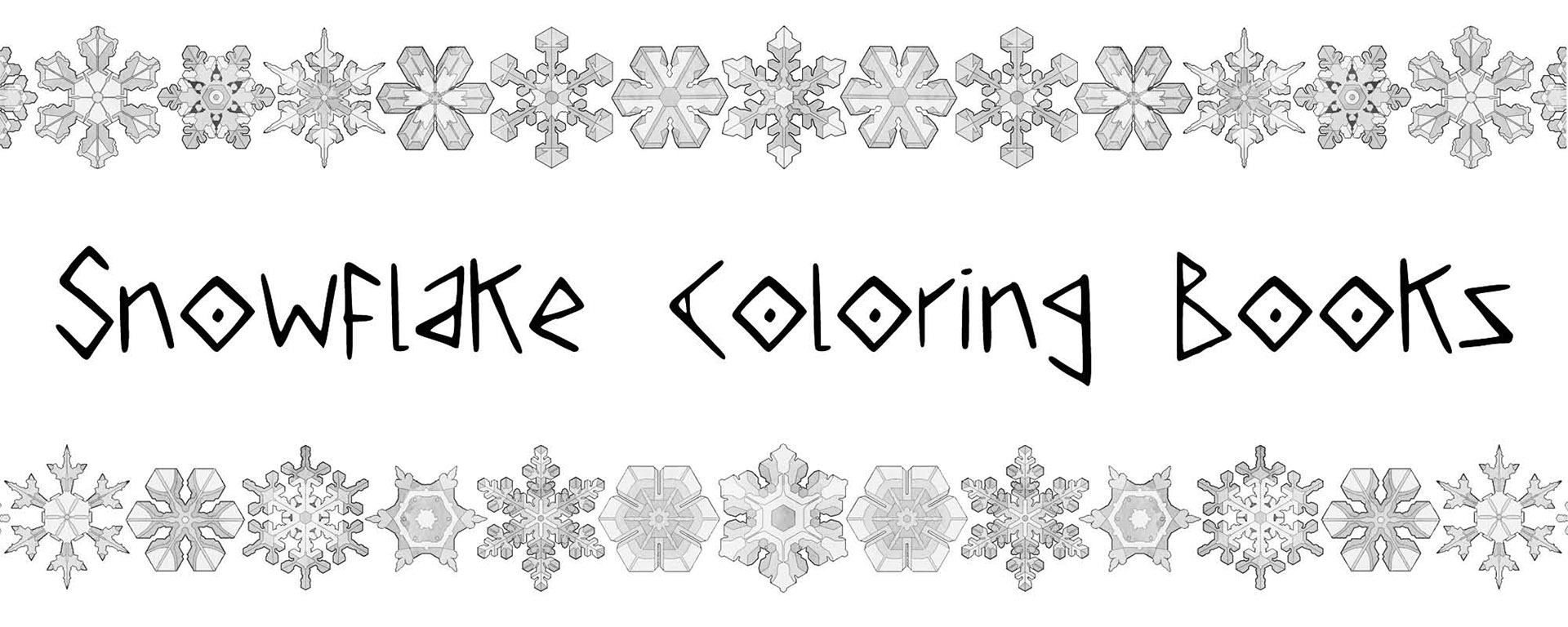 snowflake Page Header